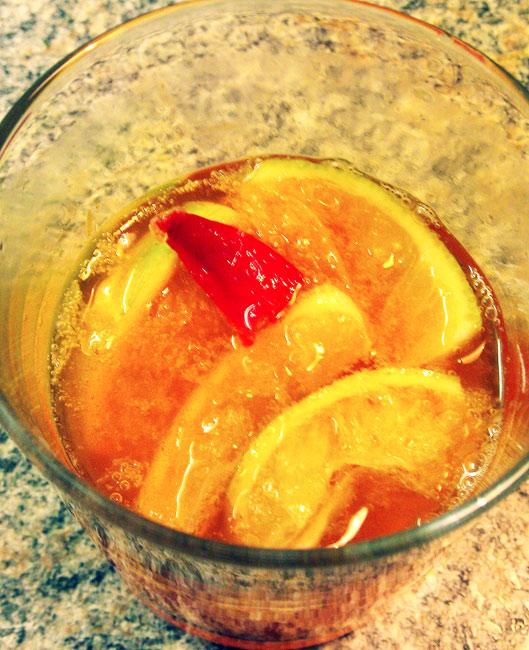 Ghost Chili Drink! » Chili